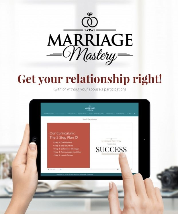 Marriage Mastery | Marriage School of Success